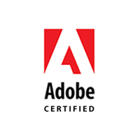 Logo certification Adobe